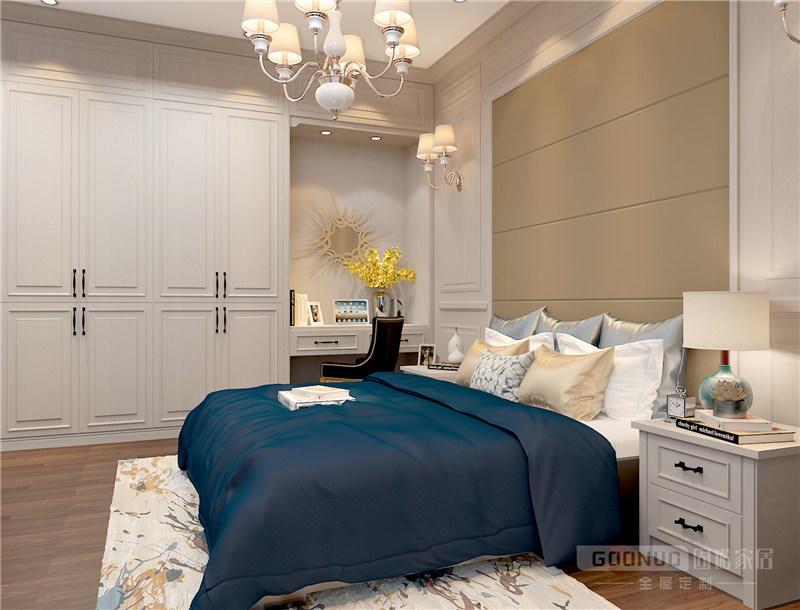家里的卧室这样设计,我只想睡到地老天荒!